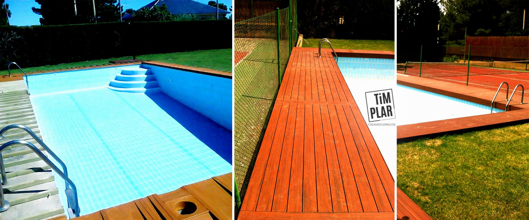 reforma suelo piscina